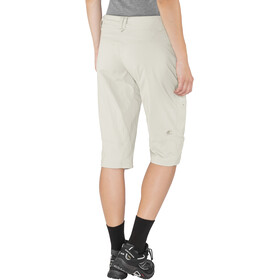 Bergans Utne Pirate Broek Dames, aluminium/white/solid grey